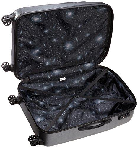 Disney by American Tourister Spinner L Star Wars Koffer, 77 cm, 87.5 Liter, Kylo Ren