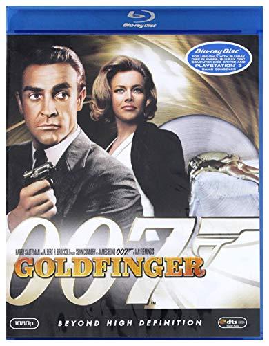 James Bond contra Goldfinger Blu-Ray Region Free Audio ...