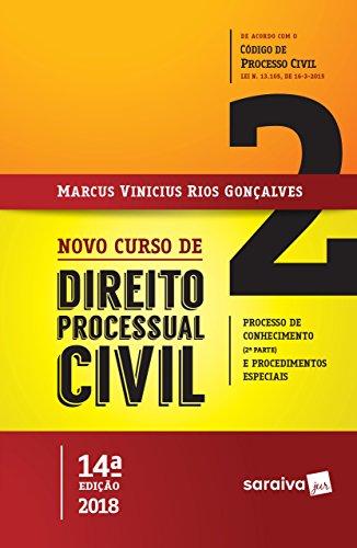 Novo Curso de Direito Processual Civil. Processo de Conhecimento (2ª Parte) e Procedimentos Especiais - Volume 2