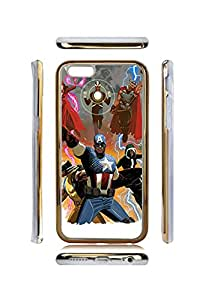 Artistic Iphone 6s Fundas Case Avengers DC Comics Snap-on Iphone 6s Perfect Pattern Caso para Boys Case Cover for Iphone 6s