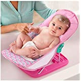 Babies Bloom Baby Bather for New-Borns, Pink/Blue
