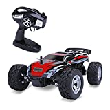Crenova 1/24 Scale 2WD RC Car, Electric Racing Buggy(RTR) with High Speed of 15 killometer/h, 2.4GHz Radio Controlled Vehicle for Kids and Adults
