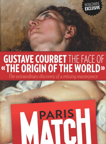 Gustave Courbet, the face of «The Origin of the World»