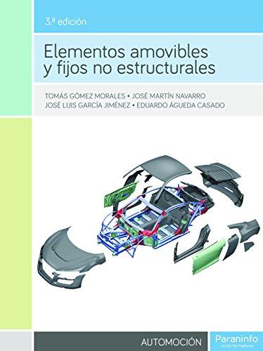 Elementos Amovibles Y Fijos No Estructurales 3.ª Ed. 2016