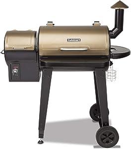 Cuisinart CPG-4000 Wood BBQ Grill & Smoker Pellet