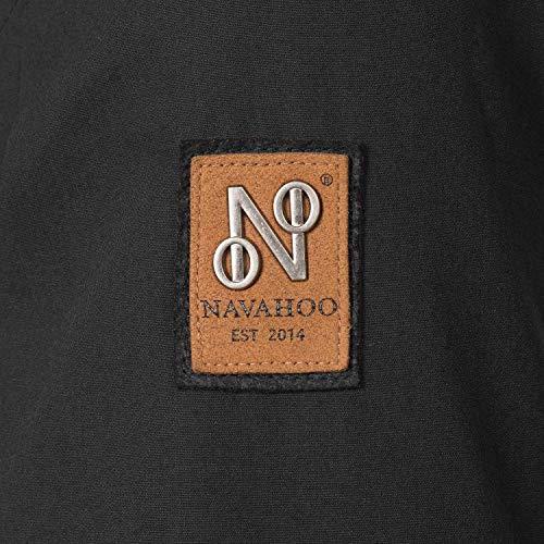 Nero Cappotto Donna Nero Donna Cappotto Navahoo Navahoo Navahoo pftaxR