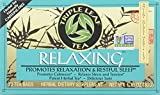 Chinese Medicinal Tea-Relaxing Herbal Tea Triple Leaf Tea 20 Bag
