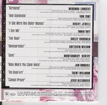 Various Artists - New Music Sampler (Sony Music Nashville
