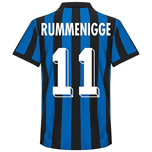copa 86-87 Inter Milan Home Retro Shirt