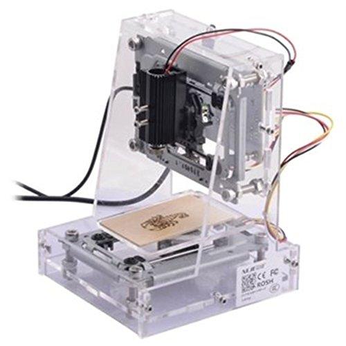 300mw usb diy laser engraver cutter engraving cutting machine laser printer cnc printer. Black Bedroom Furniture Sets. Home Design Ideas