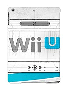 Ipad Air Case - Tpu Case Protective For Ipad Air- Wiiu Nintendo System Videogame Video Game Wii Case For Thanksgiving's Gift