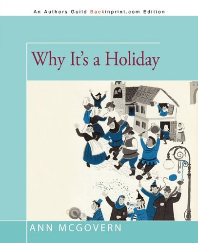 Download Why It's a Holiday PDF