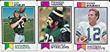 1973 Topps Football Card Complete Set 528 Cards