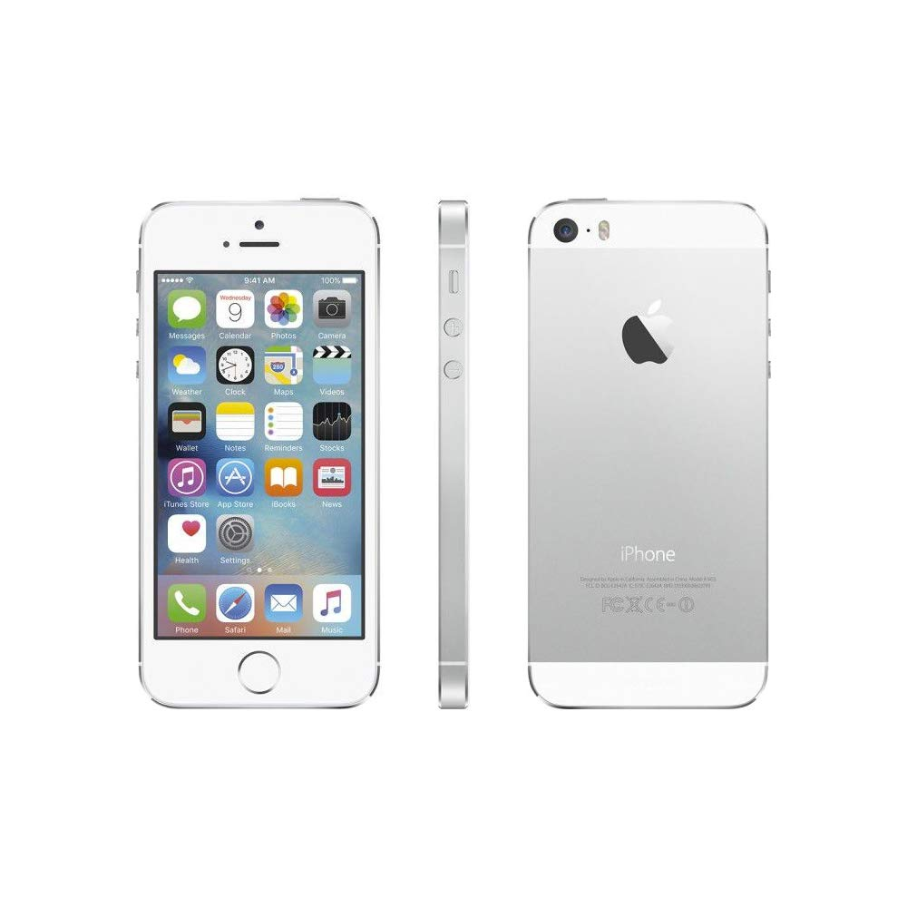 Apple iPhone 5S Argent 16Go Smartphone Débloqué (Reconditionné)  Amazon.fr   High-tech 43027b6bb824