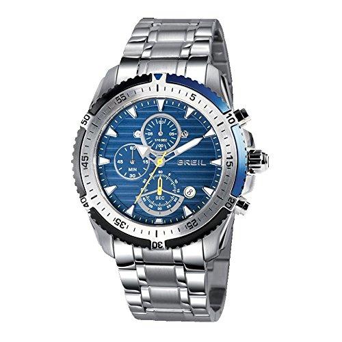 Breil TW1429 Ground Edge men's quartz wristwatch