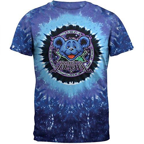 Grateful Dead - Zodiac Bear Tie Dye T-Shirt - ()