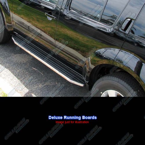 Running Boards Hyundai Santa - 9