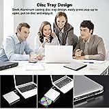 USB 3.0 External DVD Drive, ieGeek CD Drive