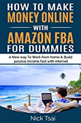 "Do you want to sell online but don't want to deal with the hassle with inventory and fulfilment?This book is introducing for a new way to work from home and make money online without even tough the products """"Bonus Video Training Series and f..."
