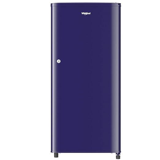 Whirlpool 190 L 2 Star Direct Cool Single Door Refrigerator  WDE 205 CLS 2S, Blue  Refrigerators