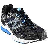 New Balance Men's M670V1 Neutral Running Shoe, Blue/Black, 9 D US
