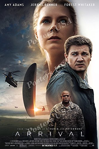Posters USA - Arrival Movie Poster GLOSSY FINISH - MOV869 (24' x 36' (61cm x 91.5cm))