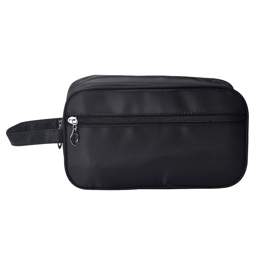 421cf2393d09 iSuperb Toiletry Bag Travel Organizer Classy Waterproof Portable Wash Gym  Shaving Bag for Men...