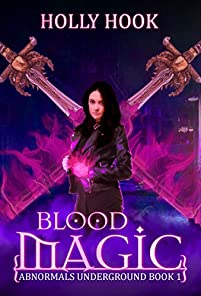 Blood Magic by Holly Hook ebook deal