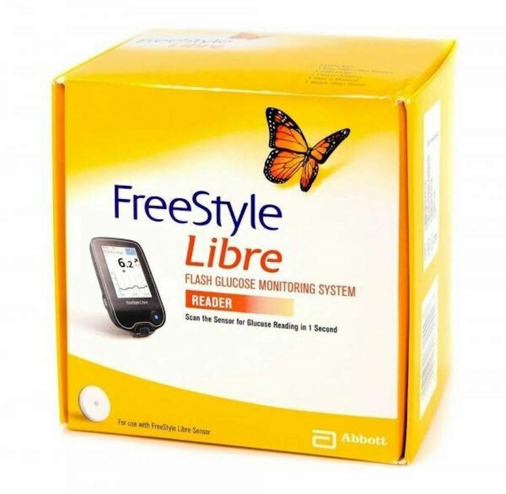 Abbott Freestyle Libre Blood Glucose Reader ONLY for Diabetes (MMOL/L)