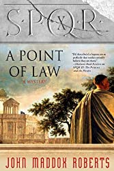 SPQR X: A Point of Law (The SPQR Roman Mysteries)