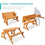 Best Choice Products 2-in-1 Transforming