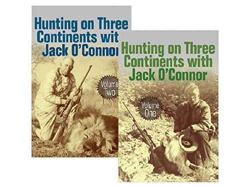 Hunting on Three Continents - 2 Volume Set ()