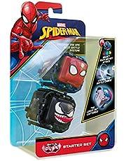 Marvel Spider-Man Battle Cube - Spider-Man VS Venom - Battle Fidget Set