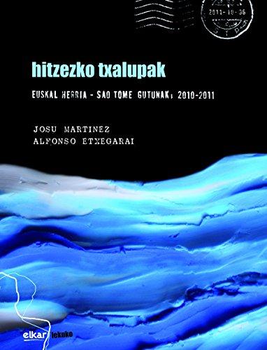 Descargar Libro Hitzezko Txalupak Josu Martinez Martinez