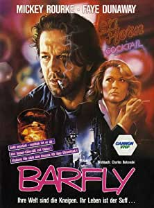 27 x 40 Barfly Movie Poster