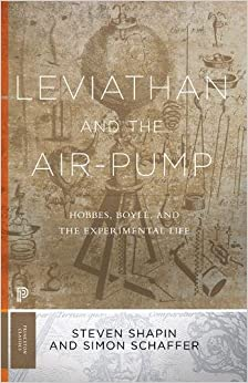 Descarga gratuita Leviathan And The Air-pump: Hobbes, Boyle, And The Experimental Life Epub
