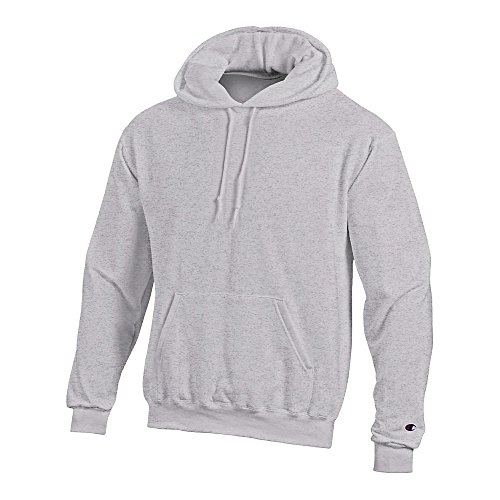 Champion Double Dry Action Fleece Pullover Hood_Light Steel_L