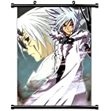 D Gray Man Anime Fabric Wall Scroll Poster (16x23) Inches. [WP]-D Gray Man- 10