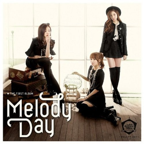 CD : Melody Day - Vol. 1 (Asia - Import)
