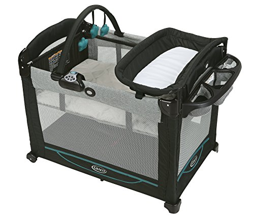 Graco Pack 'n Play Element Playard Bassinet, Darcie by Graco