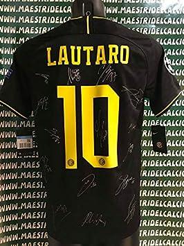 Maestri del Fútbol Camiseta Gara Third Champions League ...