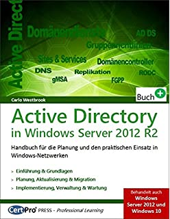 Active Directory For Dummies: Amazon.de: Steve Clines, Marcia ...