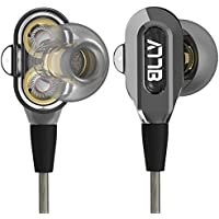 ActionPie VJJB-V1S Heavy Bass In-ear Headphones with Mic