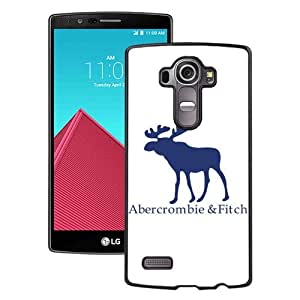 Hot Sale LG G4 Case ,Unique And Lovely Designed Case With Abercrombie and Fitch 4 Black LG G4 Cover