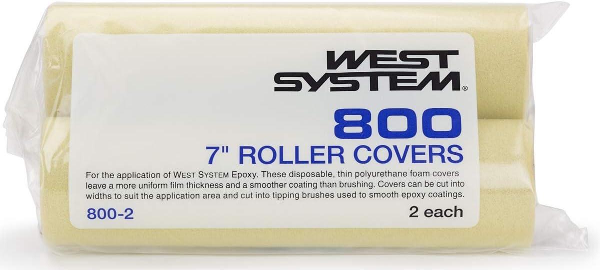 West System 801 1 x 3 Roller Frame