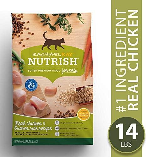 Rachael Ray Nutrish Super Premium Dry Cat Food 2
