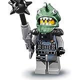 LEGO 71019 Minifigures Serie Ninjago Movie - Pescatore dell'Esercito degli Squali Mini Action Figure