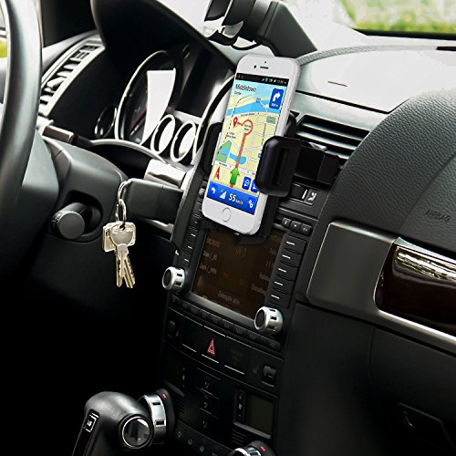 car mount holder badalink universal cd slot air vent car import it all. Black Bedroom Furniture Sets. Home Design Ideas