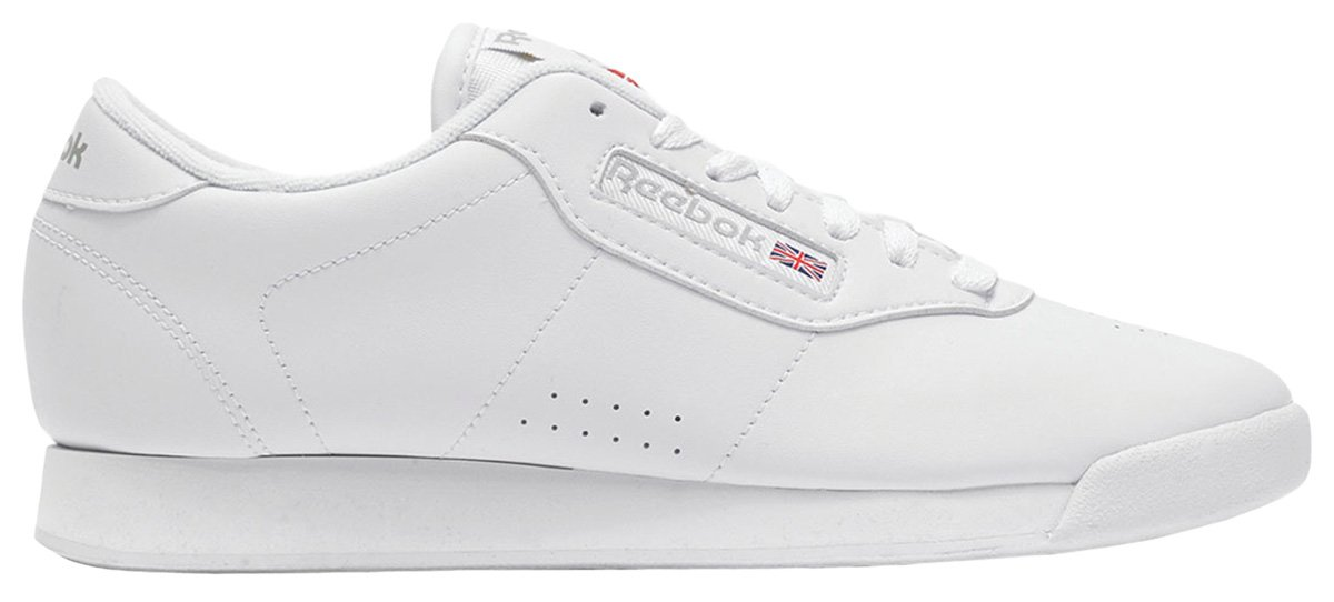 Reebok ''PRINCESS' Women's Athletic Shoe' White 7HW by Reebok