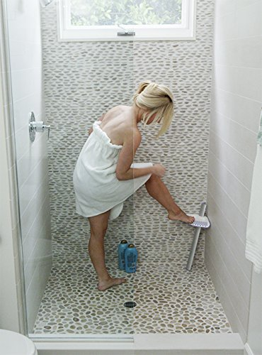 Amazoncom Shower Sidekick Teal Portable Adjustable Shower